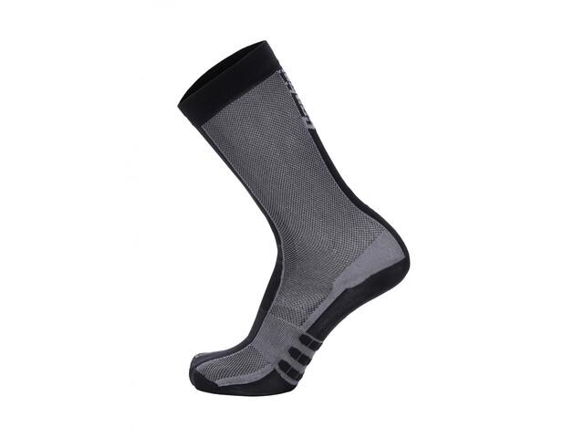 Santini Classe High Socks Herren grigio